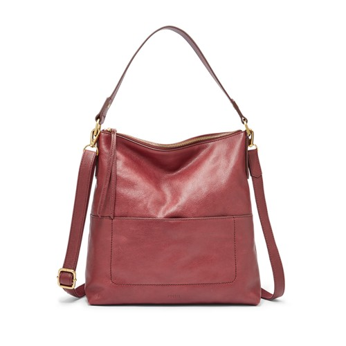 Fossil Amelia Hobo Shb1819607 Handbag