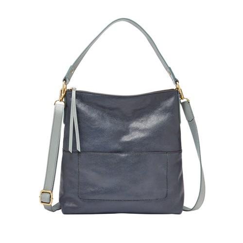 Fossil Amelia Hobo Shb1832406 Handbag