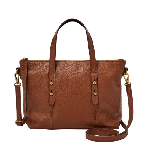 Fossil Jenna Satchel Shb1853210 Handbag