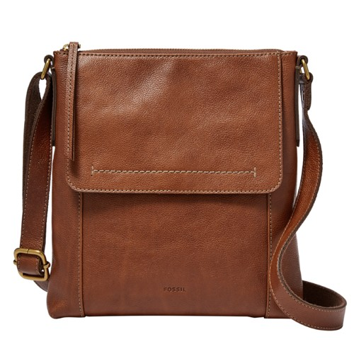 Fossil Amelia Top Zip Crossbody SHB2132213