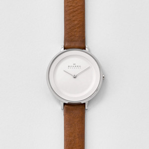 Ditte Leather Watch