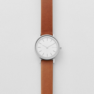 Holst Slim Leather Watch