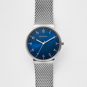 Ancher Heavy Gauge Steel Mesh Watch