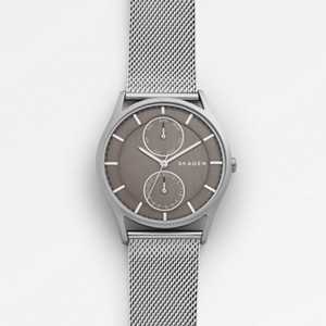 Holst Steel Mesh Multifunction Watch