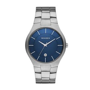 Grenen Steel Link Watch