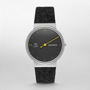 Ancher Mono Felt Watch