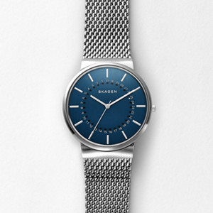 Ancher Heavy Gauge Mesh Watch