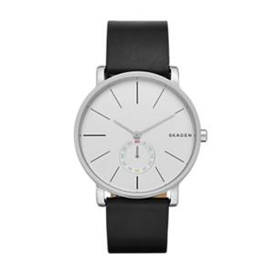mens watch watches for men on skagen watch hagen leather watch