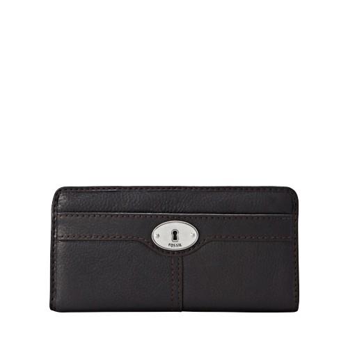 Fossil Marlow Zip Clutch Sl3290001 Wallet