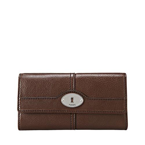 Fossil Marlow Flap Clutch Sl3291206 Wallet