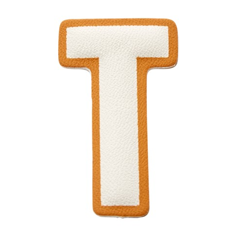 Fossil Letter T Sticker Sl7097998