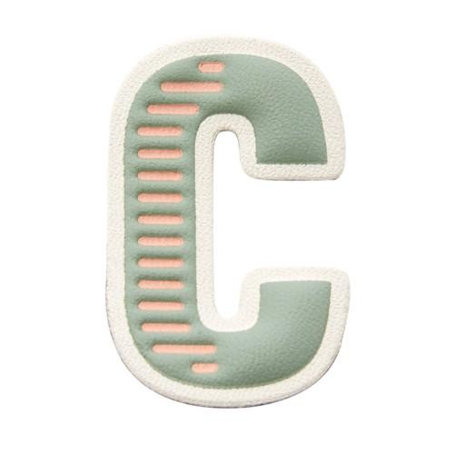 Fossil Letter C Sticker Sl7098998