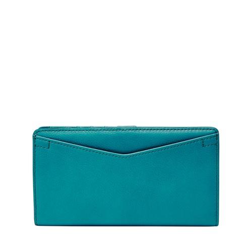 Fossil Caroline RFID Slim Bifold Wallet SL7353689