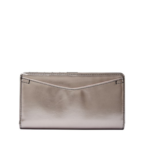 Fossil Caroline Rfid Slim Bifold Wallet Sl7698044 Wallet