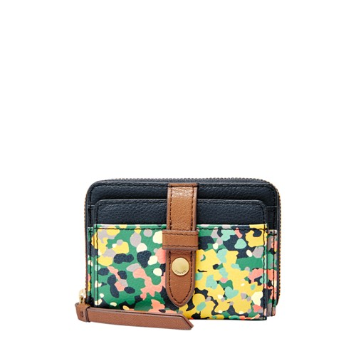 Fossil Fiona Zip Coin Sl7705677 Wallet