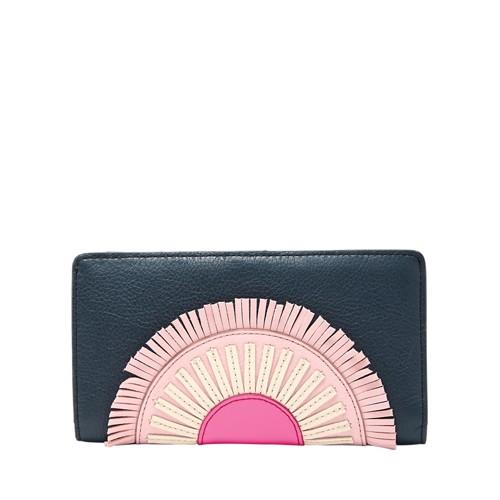 Fossil Caroline RFID Slim Bifold Wallet SL7720406