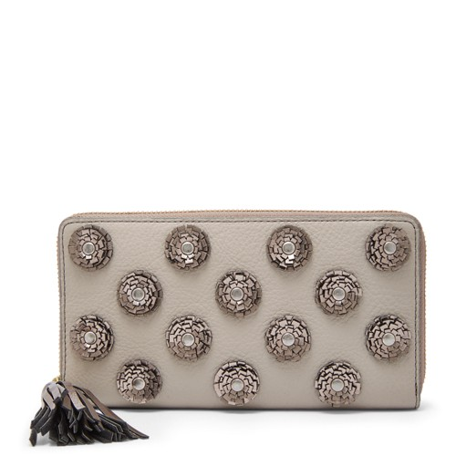 Fossil Caroline RFID Zip Around Wallet SL7725055