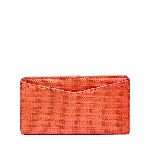Fossil Caroline RFID Slim Bifold Wallet SL7784836