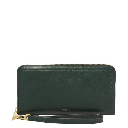 Fossil Logan RFID Zip Around Clutch SL7831366