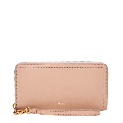 Logan RFID Zip Around Clutch SL7831656