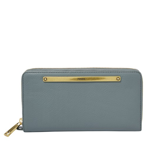 Fossil Liza Zip Around Clutch SL7878197