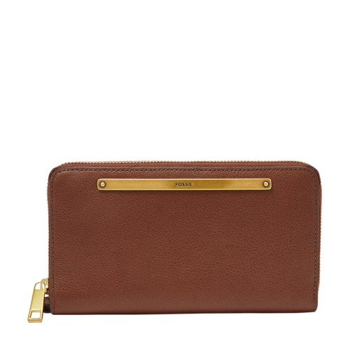 Fossil Liza Zip Around Clutch SL7878200