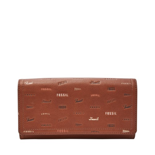 Fossil Logan RFID Flap Clutch SL7921914