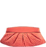 Geneva Embossed Clutch