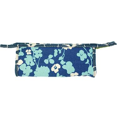 FOSSIL Weekender Small Cosmetic Bag :  blue womens cosmetic bag