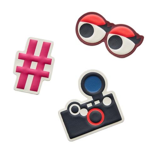 Fossil Social Girl Sticker Set Slg1038998
