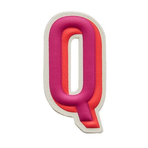 Fossil Letter Q Sticker Slg1056998