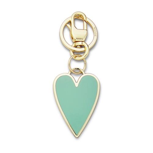 Fossil Heart Keyfob Slg1094332
