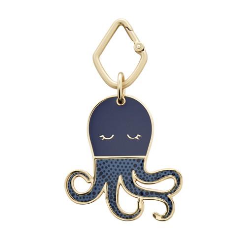Fossil Octopus Keyfob SLG1157400