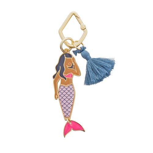 Fossil Mermaid Keyfob SLG1158710