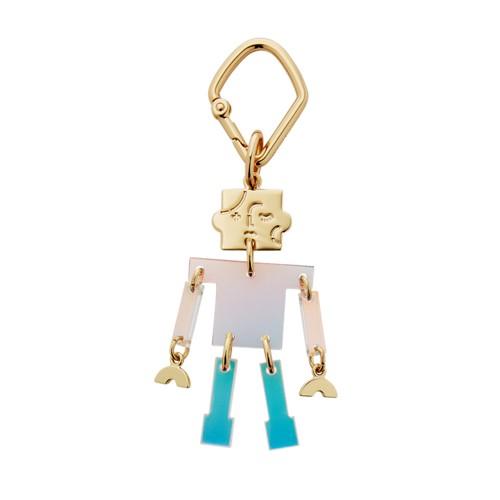 Fossil Acrylic Robot Keyfob SLG1223710