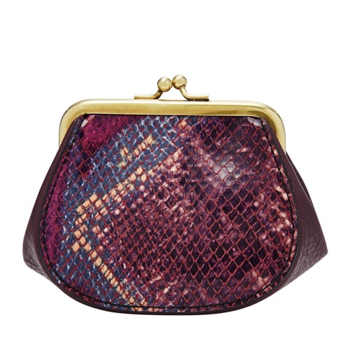 Fossil Coin Pouch  Accessories Fig Python