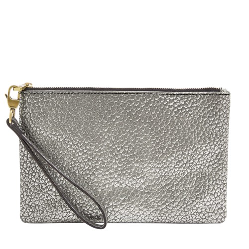 Fossil Wristlet  Accessories Silver