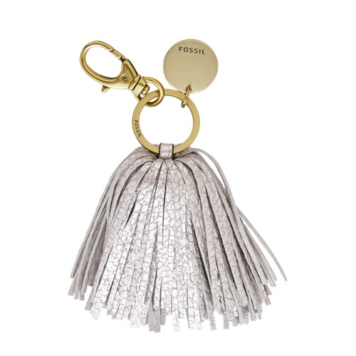 Fossil Keychain  Accessories Silver
