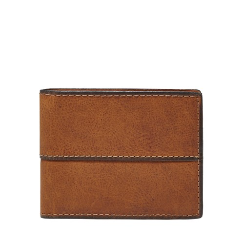 Fossil Ethan Traveler Sml1066210 Wallet
