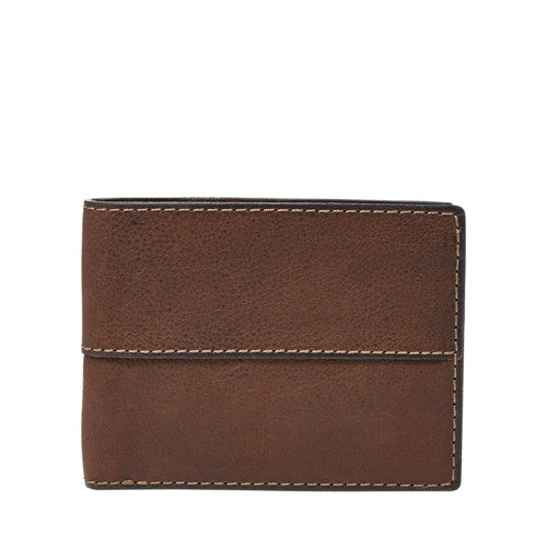 Fossil Ethan International Traveler Sml1067201 Wallet