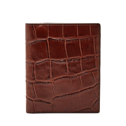 Fossil Turner Rfid Passport Sml1533200 Wallet