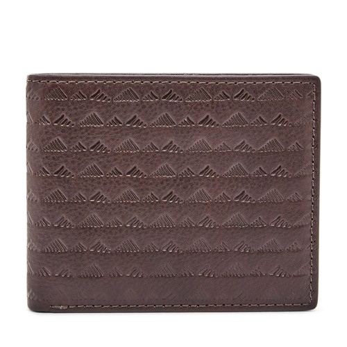 Fossil Walker Rfid Traveler Sml1620201 Wallet