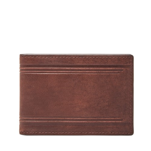 Fossil Harlow RFID Front Pocket Wallet SML1676200
