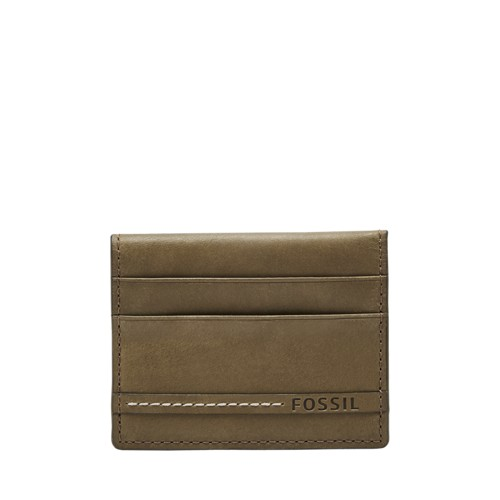 Fossil Berger RFID Magnetic Card Case SML1708345