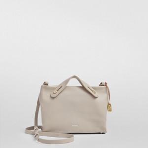 Mikkeline Leather Mini Satchel