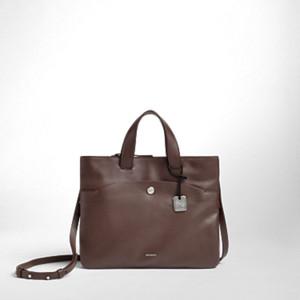 Mini Klire Leather Tote