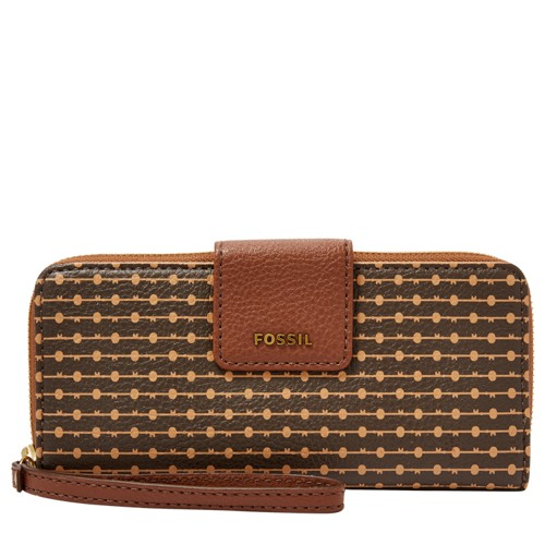 Fossil Madison Zip Clutch SWL1886249