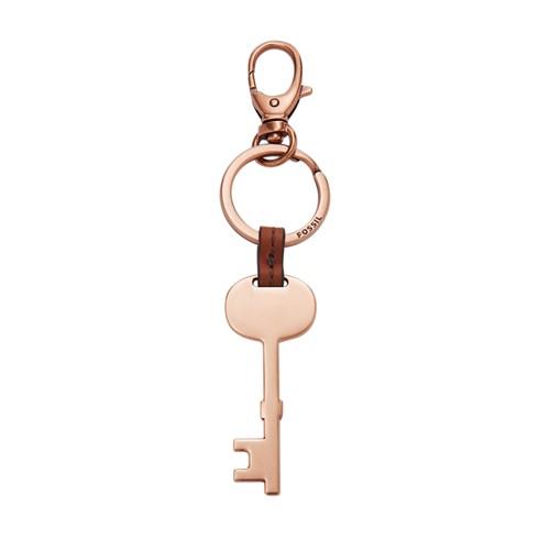 Fossil Sofia Key Keyfob  Accessories Rose Gold