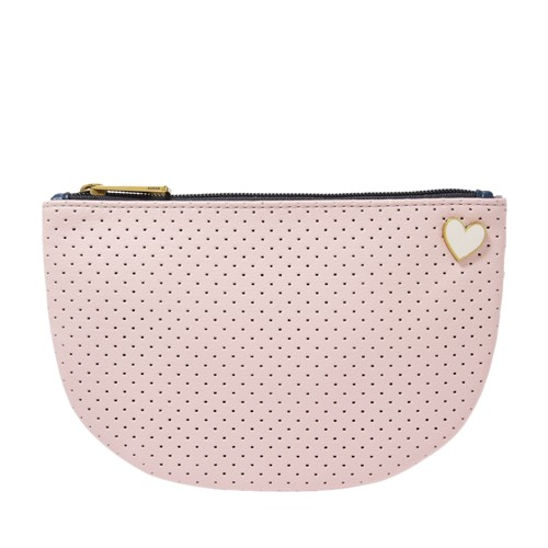 Fossil Sofia Pouch  Accessories Dusty Rose
