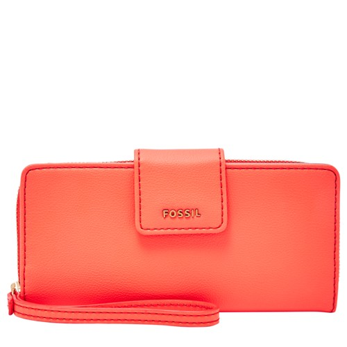Fossil Madison Zip Clutch SWL3078634